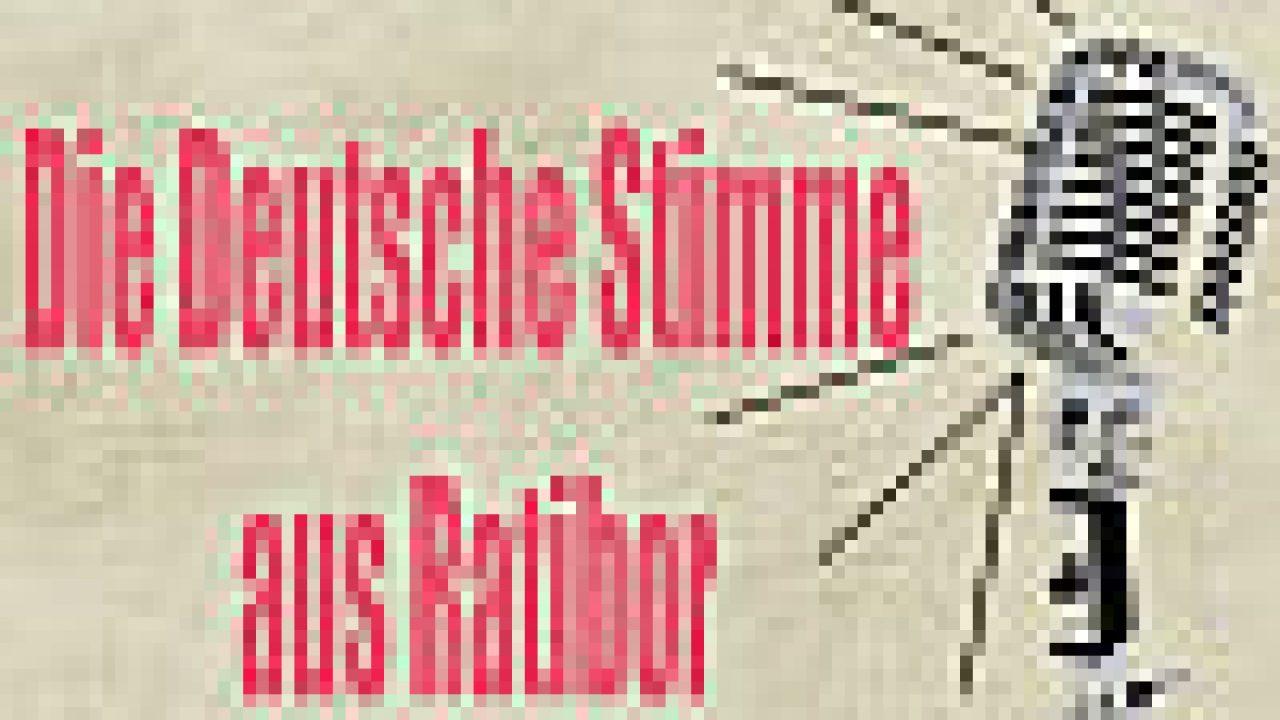 Die Deutsche Stimme Aus Ratibor Zapowiedzi Raciborzcompl