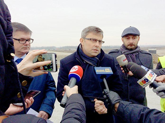 wojewoda Jarosław Wieczorek