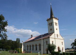 parafia św. jerzego w sławikowie
