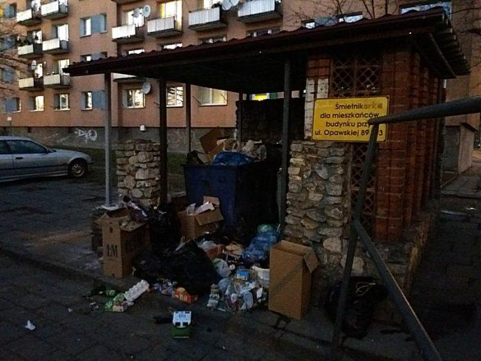 Przedsiębiorstwo Komunalne wywóz śmieci
