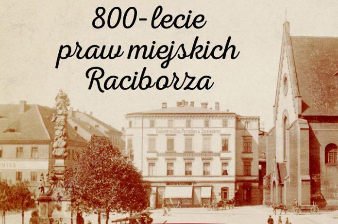 800-lecie praw miejskich raciborza biblioteka