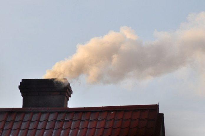 poziom pyłu w powietrzu przekroczenie