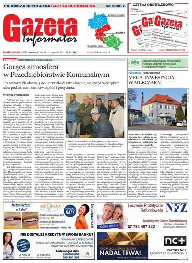 gazeta informator nr 228 racibórz