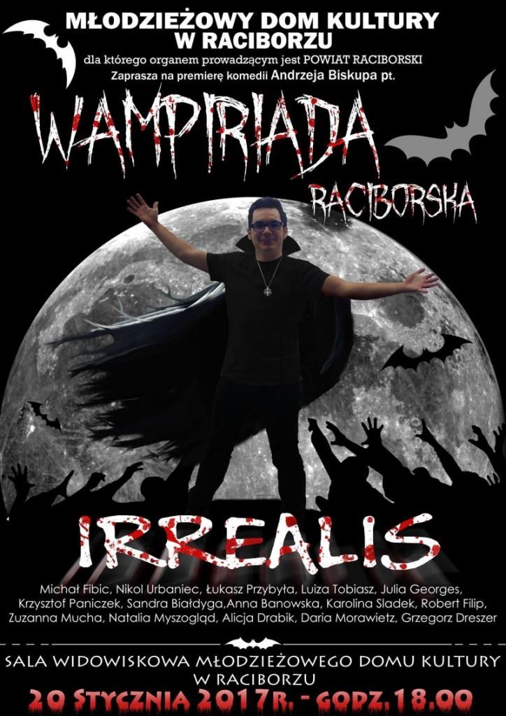 irrealis wampiriada raciborska mdk