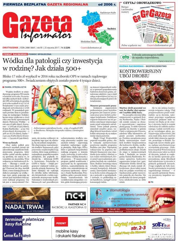 Racibórz Gazeta Informator
