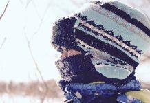 zima mróz