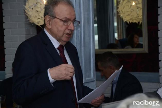 Tadeusz Ekiert - prezes RIG