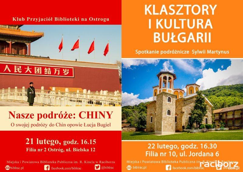 biblioteka raciborz chiny bulgaria