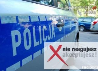 Policja Racibórz: 25-letni zatrzymany na gorącym uczynku