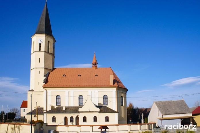 krzyzanowice kosciol parafialny sw. anny