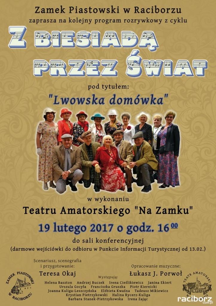 lwowska domowka teatr amatorski na zamku raciborz