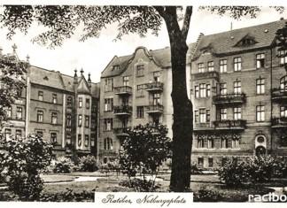 notburgaplatz 1918 raciborz