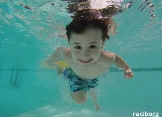 Nauka pływania Racibórz