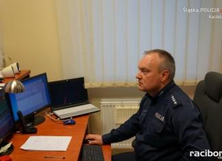 Paweł Regenczuk policja Racibórz
