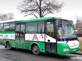 Autobus komunikacji miejskiej w Raciborzu. SOR