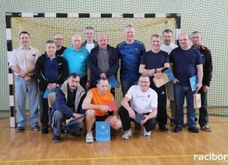 Turniej Tenisa Stołowego Oldbojów w Kornowacu