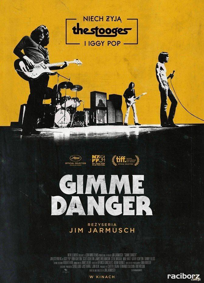 Gimme Danger kino Przemko Raciborz