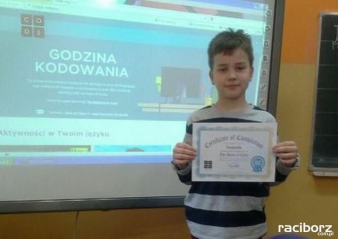 Dominik Smołka SP 4 Racibórz