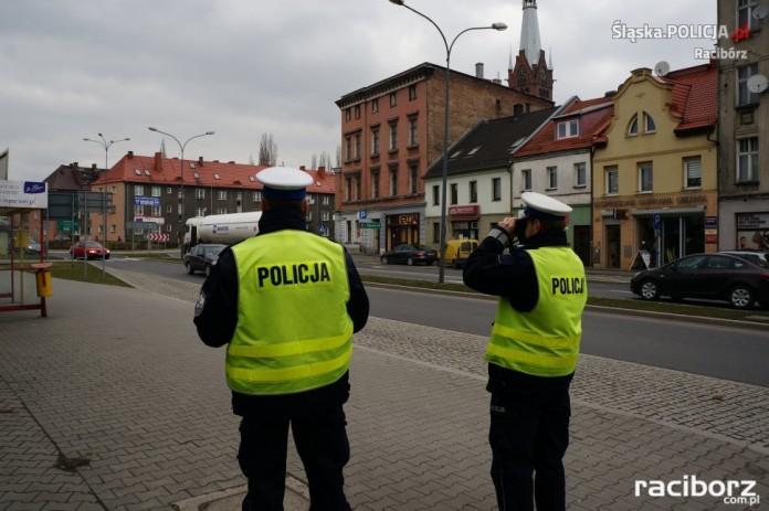 Policja Racibórz: Działania