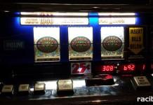 Nielegalny hazard w salonie gier w Raciborzu