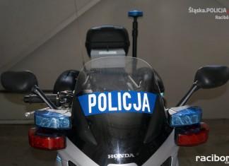 Racibórz: Policja apeluje do motocyklistów o bezpieczną jazdę