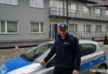 Policja Racibórz: Dzielnicowy zatrzymał pijanego rowerzystę