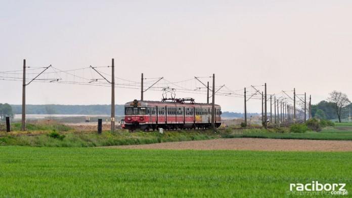 raciborz krzyzanowice linia kolejowa nr 151