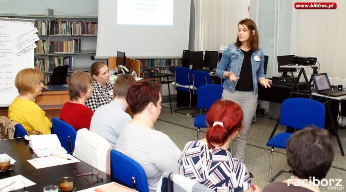 Biblioteka Racibórz: Szkolenie dla bibliotekarzy