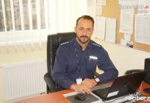 Krzanowice: Dzielnicowy Krzysztof Klimek spotkał się z seniorami