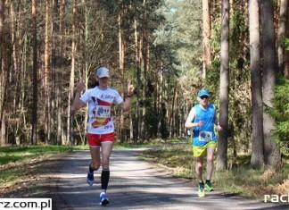 kuznianski polmaraton lesny