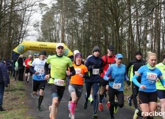 II Kuźniański Półmaraton Leśny RAFAMET 2017