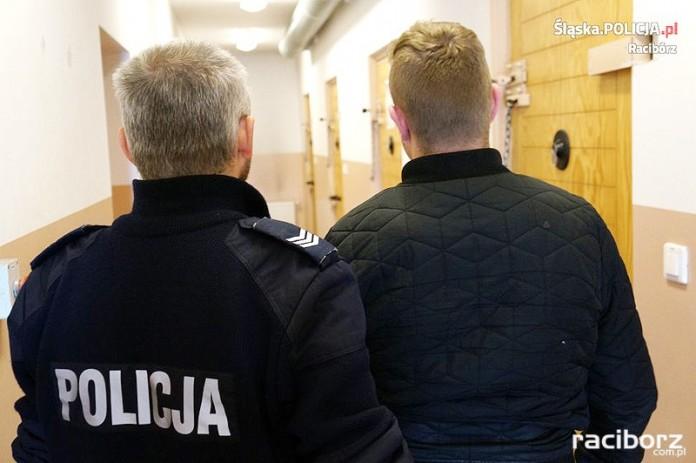 policja raciborz lapowka kornice
