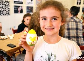 warsztaty malowania jajek zamek piastowski raciborz
