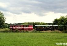 zabytkowa stacja kolei waskotorowej w rudach