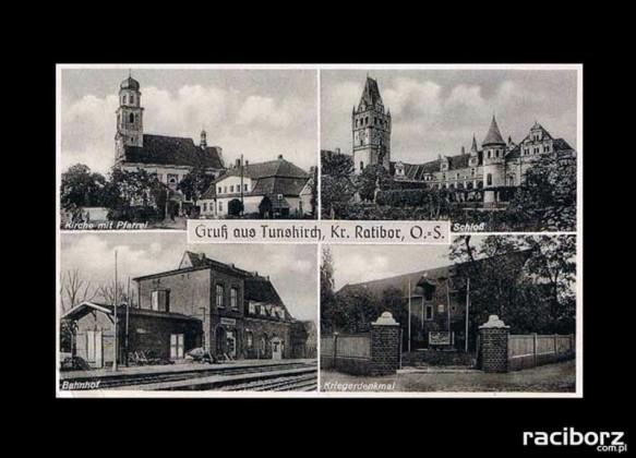 Tworków pomiędzy 1936 a 1945 r.