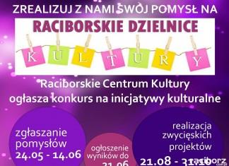 Raciborskie Dzielnice Kultury