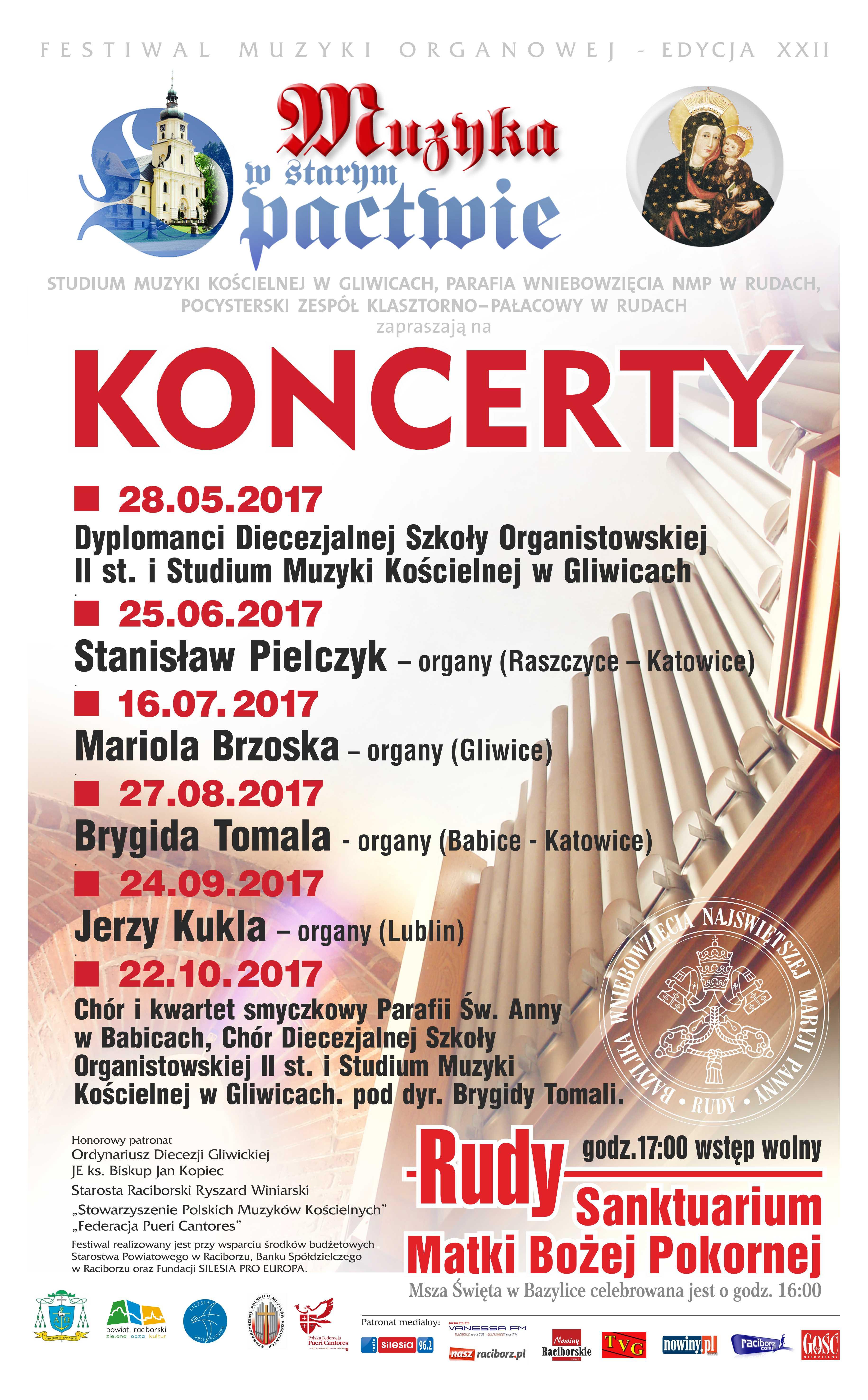 Koncerty Sanktuarium Rudzkie