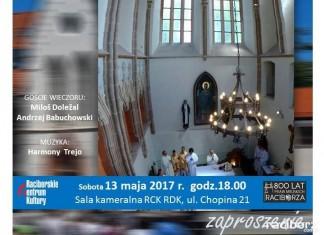 """Racibórz, RCK: Jubileusz czasopisma """"Almanach Prowincjonalny"""""""