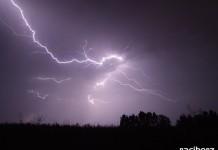 Ostrzeżenie meteo Burze z gradem Racibórz