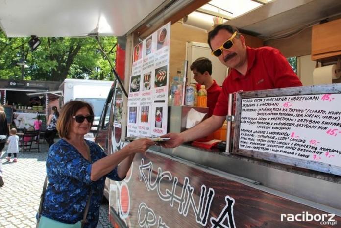 Food Trucki na Zamku Piastowskim