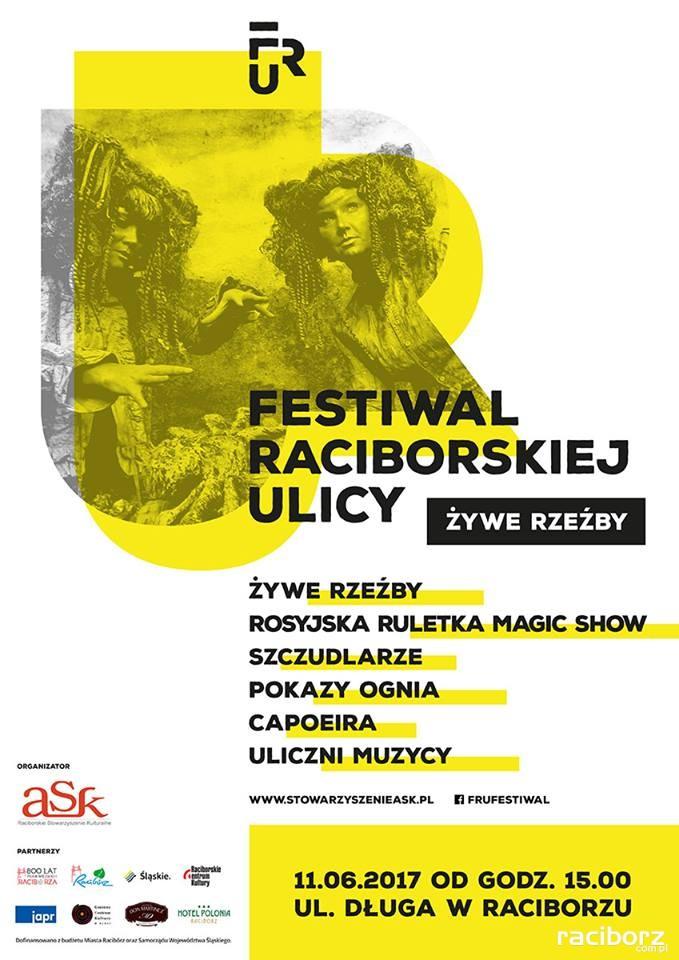 Racibórz: FRU, czyli Festiwal Raciborskiej Ulicy
