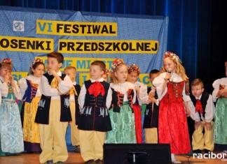 gminny festiwal piosenki przedszkolnej