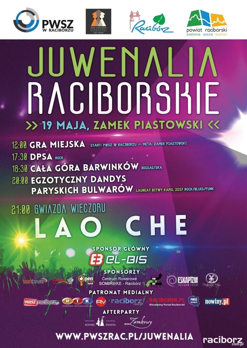juwenalia raciborskie 2017