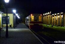 Zabytkowa Stacja Kolei Wąskotorowej w Rudach