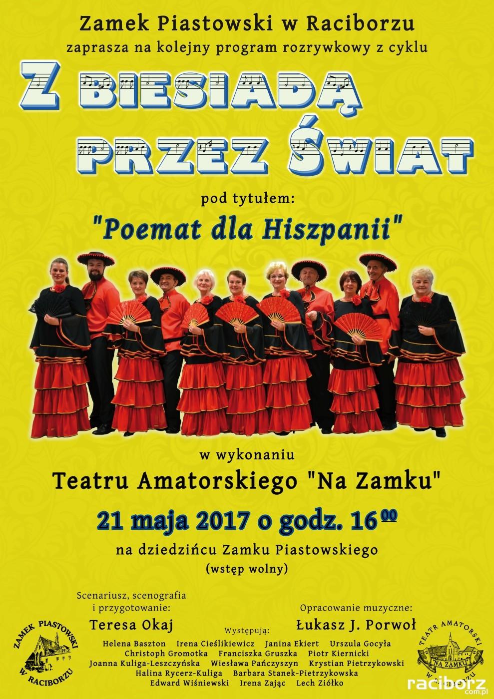 Poemat dla Hiszpanii