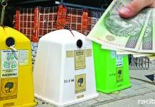 Śmieci wywóz podwyżka