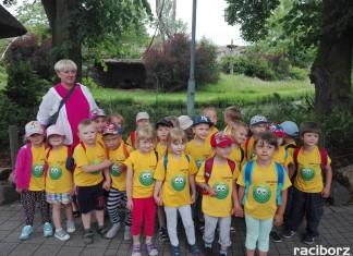 Wycieczka przedszkolaków z Nędzy do Zoo w Opolu