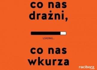 """Biblioteka Racibórz: """"Co nas drażni, co nas wkurza"""""""