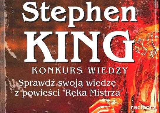 Biblioteka Racibórz: Konkurs wiedzy na temat powieści Stephena Kinga