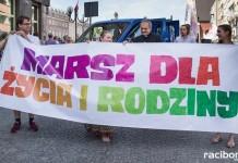 Marsz dla życie i rodziny Racibórz